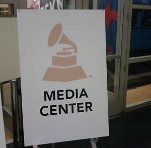 Grammymediacenter