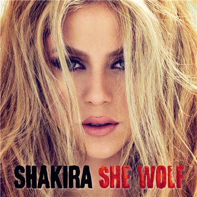 Shakira - She Wolf  320Kbps