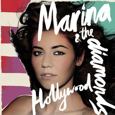 "Free MP3 Download: Marina & The Diamonds ""Hollywood"" (Mr Fogg remix)"