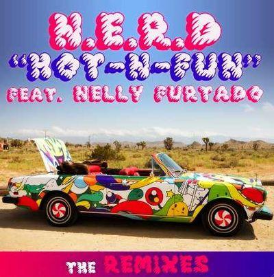 "Free MP3 Download: N.E.R.D. ""Hot 'N Fun"" (Starsmith   Yeasayer Remixes)"