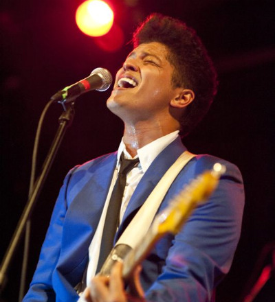 Bruno Mars - Bowery Ballroom - Photo 2b