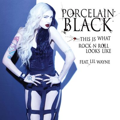 Porcelain-black