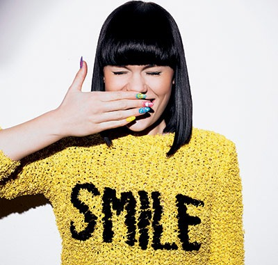 Jessie-j-smile