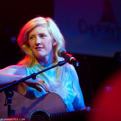 EllieGoulding-Cherrytree-London