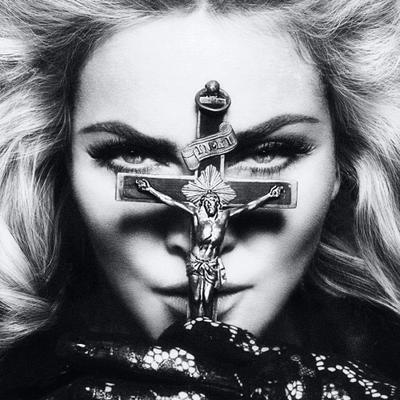 Madonna Music Monsieur Adi Remix
