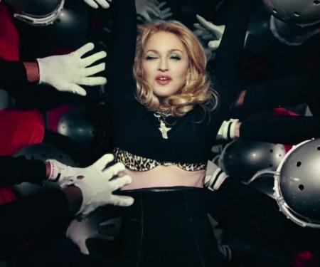 Madonna-gmayl-video