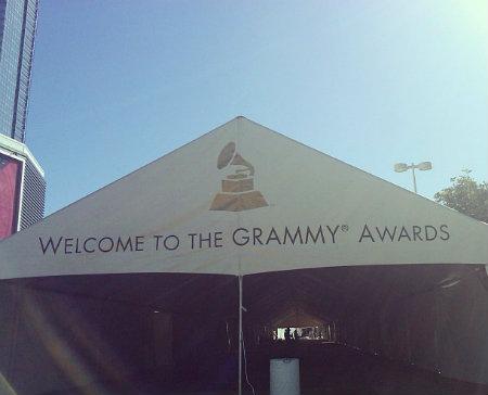 Grammy Awards Canopy