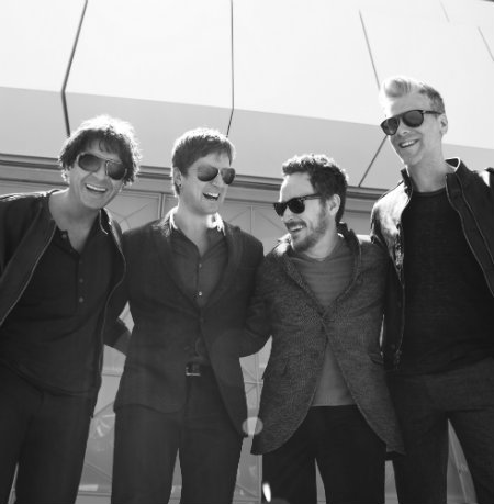Matchbox Twenty MAIN - Photo Courtesy of Bloomingdales by Cliff Watts