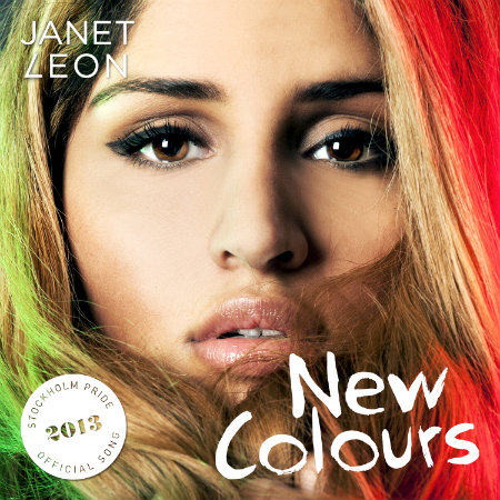 Janet Leon - New Colours